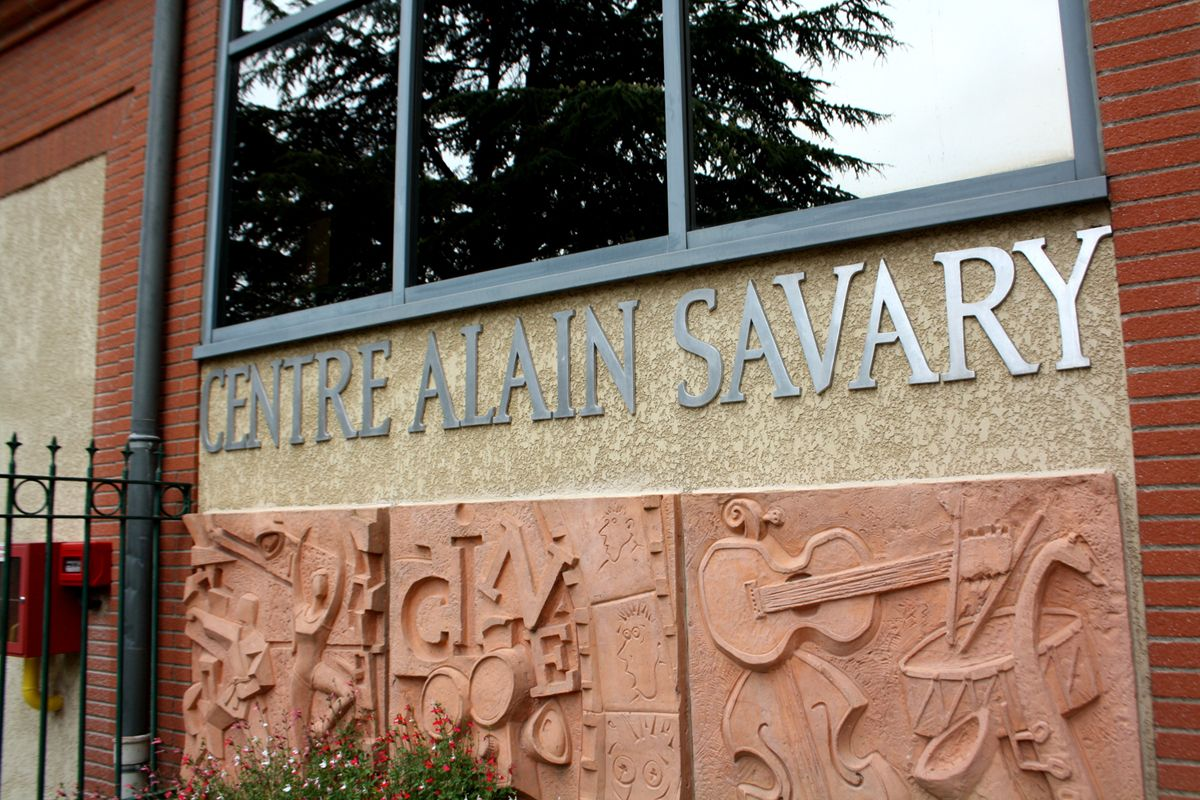 Centre culturel et associatif Alain Savary