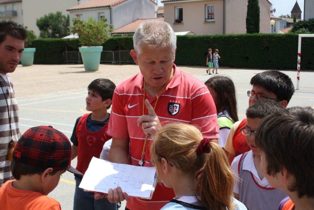 éducateur sportif