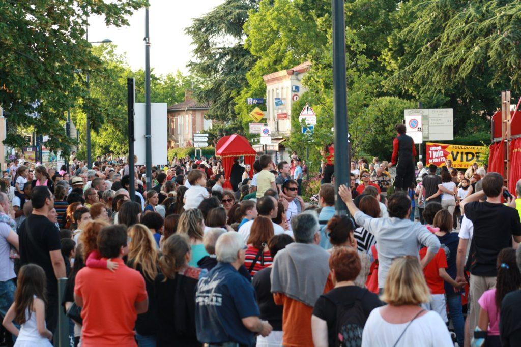 Culture et festivités spectacle route de Fronton
