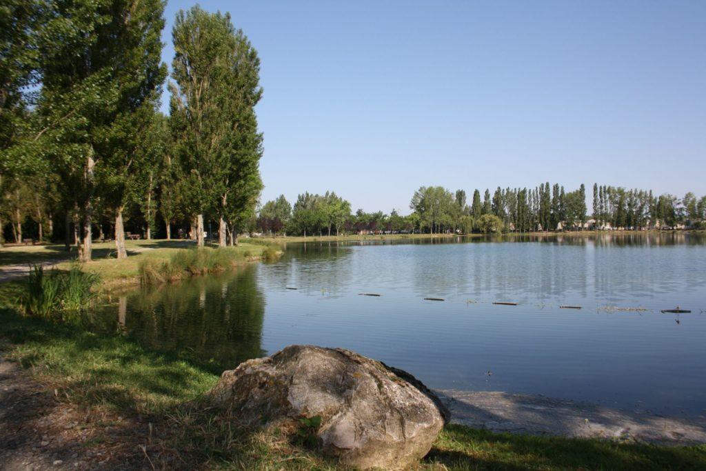 Espace de loisirs Claude Cornac lac d'Aucamville