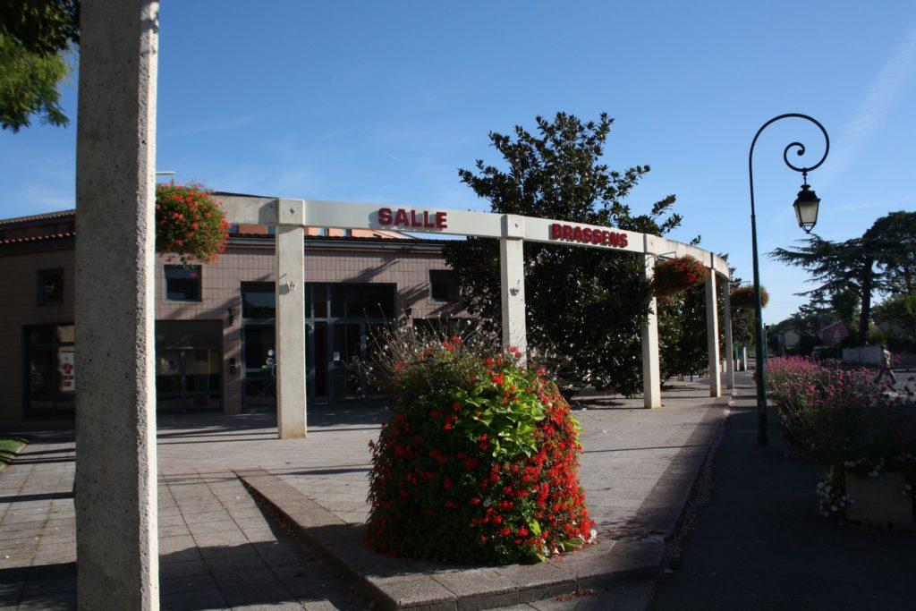 Salle des fêtes Georges Brassens