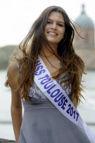 Election de Miss Toulouse 2018, reine de la Violette