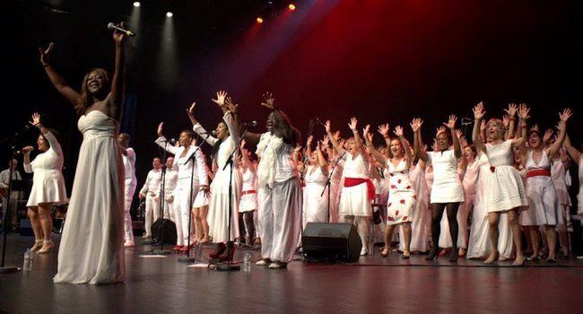 Concert de Noël : Dee Dee Daniel et Gospel Walk