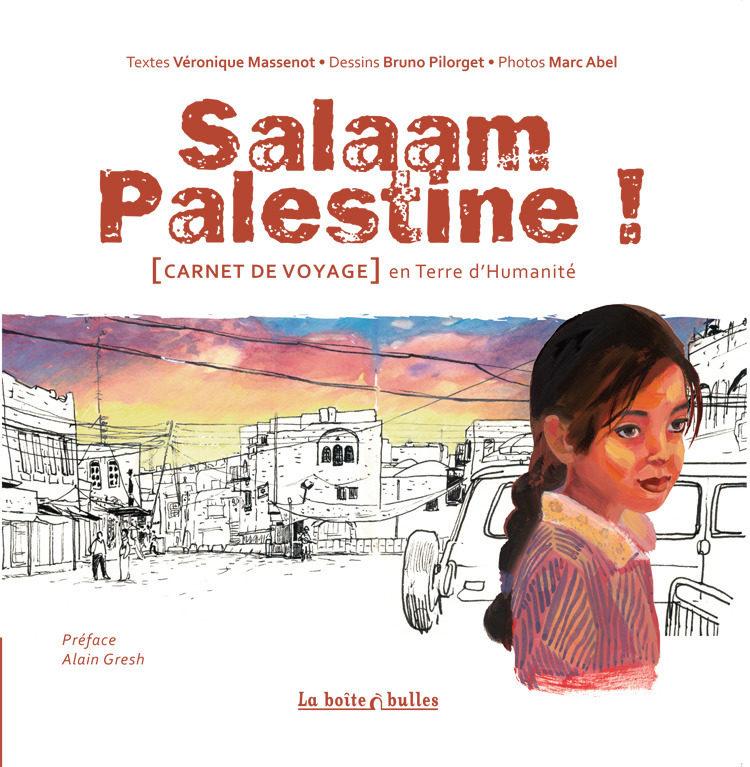 Ciné-rencontre « Salaam Palestine»
