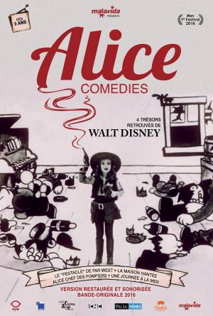 "Ciné-concert goûter bio "" Alice Comedies"""