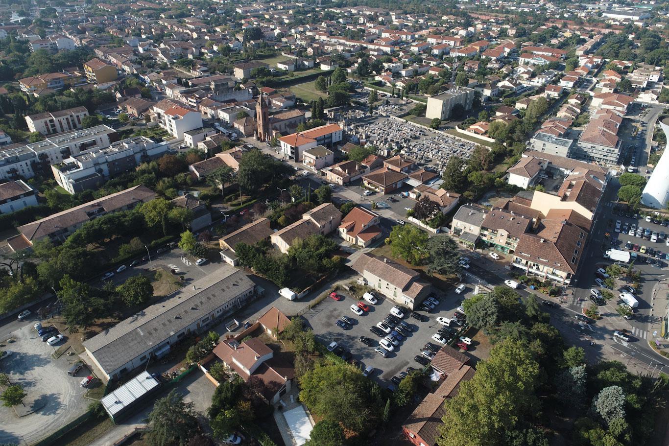 """Réunion publique : projet """"cœur de ville"""""""