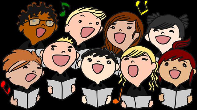 Musique : les enfants chanteurs