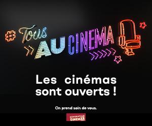 Au cinéma Jean-Marais du 08 au 28 juillet